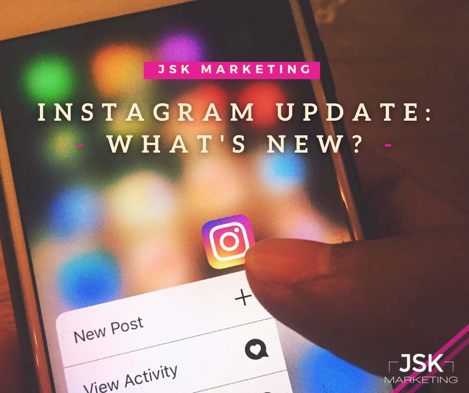 Instagram Update: What's New?