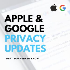 Apple & Google Privacy Updates